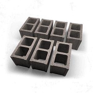 locos de concreto máquina