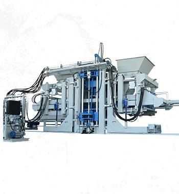preço de máquina de alta capacidade para a produção de blocos de concreto