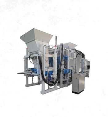 maquina hidraulica de blocos