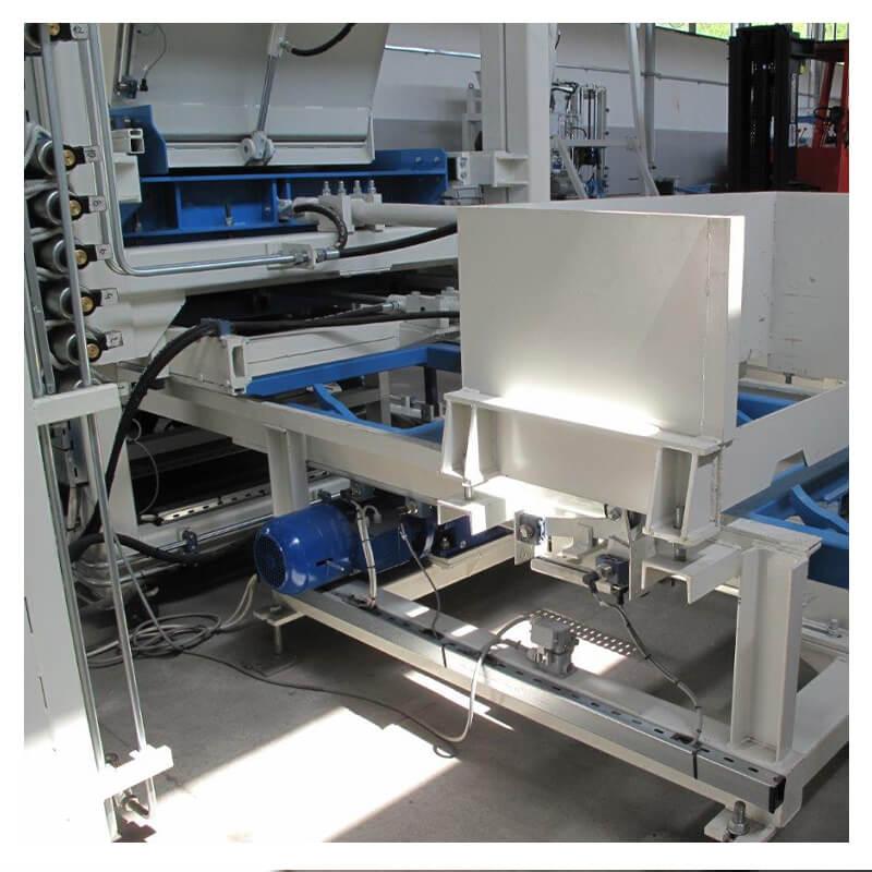rama ue6 maquina hidraulica de blocos