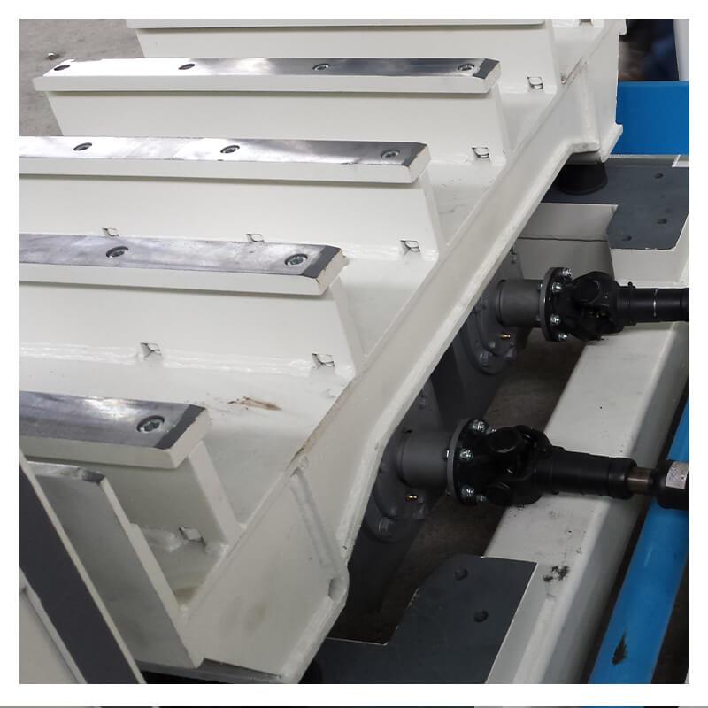 maquina de bloco hidraulica ue6 automatica